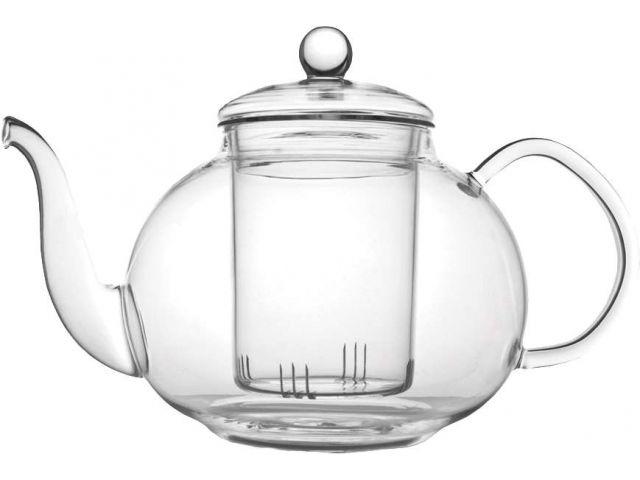 bredemeijer solo verona einwandige glas teekanne 0 5l kochgeschirr. Black Bedroom Furniture Sets. Home Design Ideas