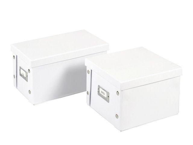 cd box pappe wei 16 5x28x15 kochgeschirr k chenwerkzeuge. Black Bedroom Furniture Sets. Home Design Ideas