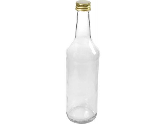 glasflaschen set saftflasche gradhalsflasche 500 ml 4 stk kochgesch. Black Bedroom Furniture Sets. Home Design Ideas