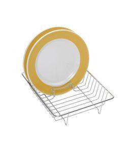 kitchen craft abtropfst nder klein 31x24 cm verchromter drah. Black Bedroom Furniture Sets. Home Design Ideas