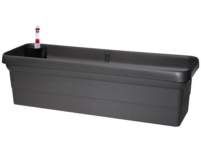 bew sserungskasten ravenna blumenkasten anthrazit 80 cm kochge. Black Bedroom Furniture Sets. Home Design Ideas