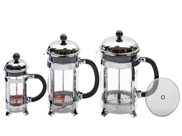 bodum chambord kaffeebereiter 12 tassen 1 5 ltr gl nzend koch. Black Bedroom Furniture Sets. Home Design Ideas
