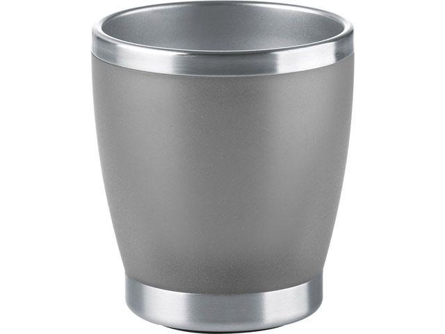 Emsa City Cup Isolierbecher Edelstahl silber transluzent 0,2 ltr.
