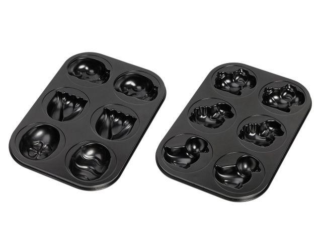 kaiser backform osterbackblech 6 cups kochgeschirr k chenwerkzeuge. Black Bedroom Furniture Sets. Home Design Ideas