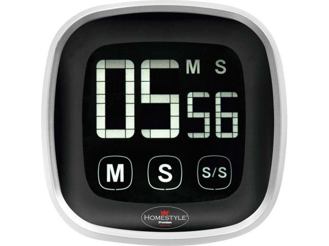 Küchentimer Digital Magnet ~ küchentimer digital retro magnetisch mit touchscreen kochgesch