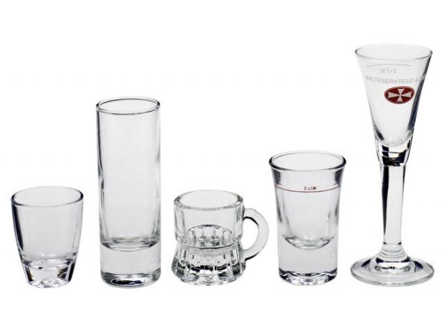Schnapsglas Mini-Bierkrug Stamper 2 cl