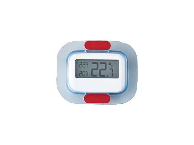 Kühlschrank Thermometer : Tfa kühlschrankthermometer digitale anzeige 30 bis 50 °c