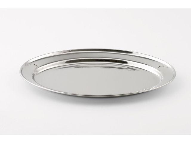 weis servierplatte oval edelstahl 27x40 cm kochgeschirr. Black Bedroom Furniture Sets. Home Design Ideas