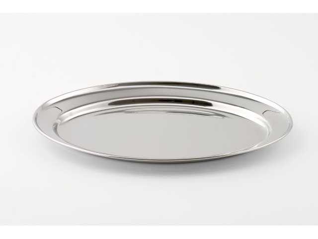 weis servierplatte oval edelstahl 20x30 cm kochgeschirr. Black Bedroom Furniture Sets. Home Design Ideas
