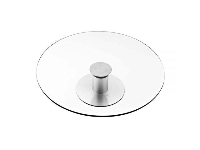 weis tortenplatte drehbar mit fu 30 cm glas kochgeschirr k. Black Bedroom Furniture Sets. Home Design Ideas
