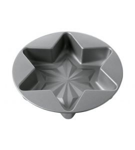 kaiser backform sternform la forme 28 cm kochgeschirr k chenwerkze. Black Bedroom Furniture Sets. Home Design Ideas