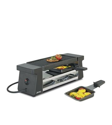 Spring Raclette 2 Compact Compact schwarz 35 cm