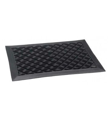 MD-ENTREE Gummimatte V-Power 45x65 cm anthrazit