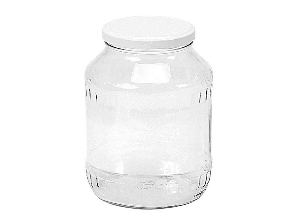 Einmachglas Gurkenglas Twist-off-Glas 1700 ml