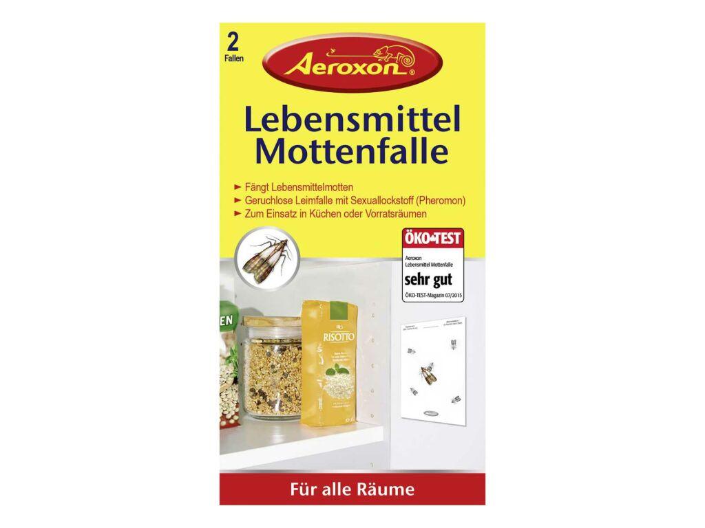 Aeroxon Lebensmittel Mottenfalle
